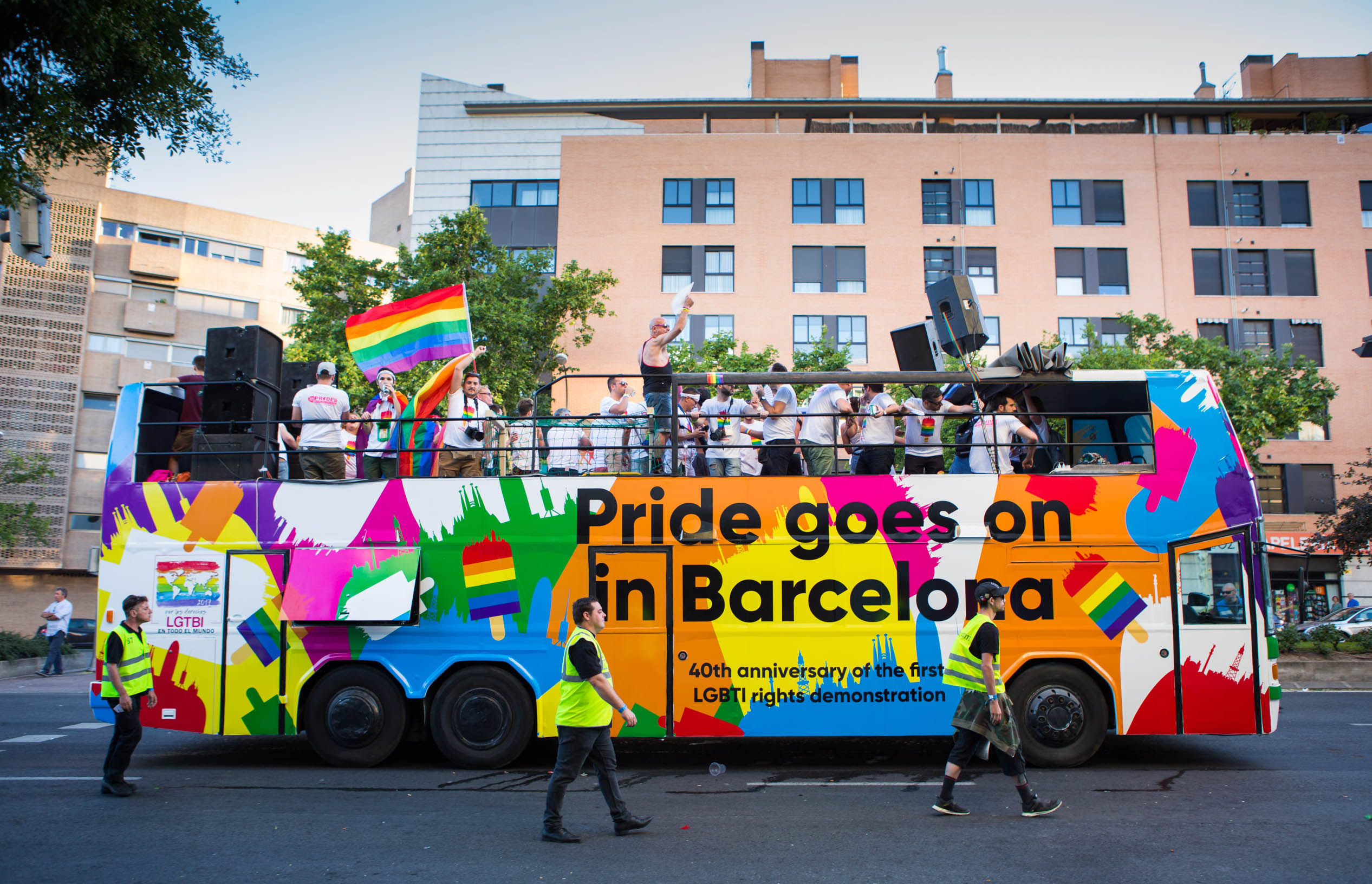 Gay City Bus
